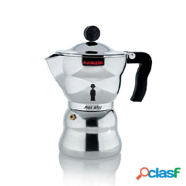 Alessi - moka caffettiera espresso - 1 tazza by alessi