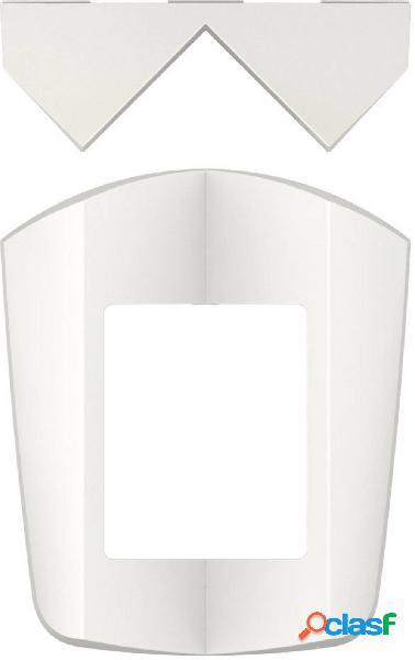 Theben 9070902 staffa angolare bianco