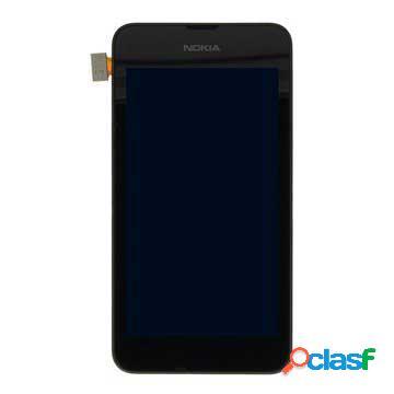 Cover anteriore e display lcd per nokia lumia 530