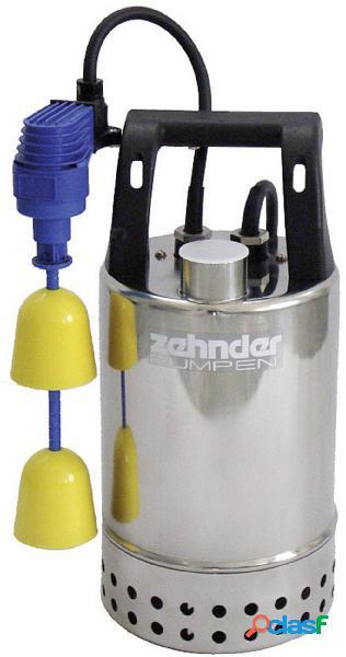 Zehnder pumpen e-zw 50 ks-2 12811 pompa di drenaggio ad immersione 7500 l/h 7.5 m