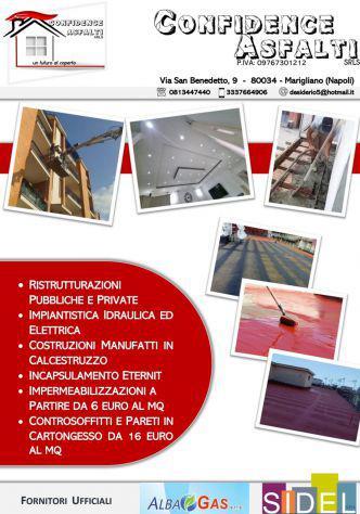 Confodence asfalti e ristrutturazione