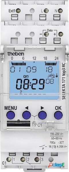 Theben selekta 171 top3 rc temporizzatore 230 v/ac