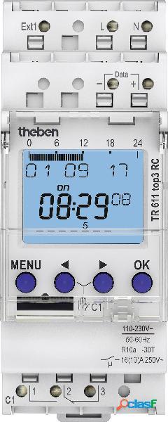 Theben tr 611 top3 rc temporizzatore 230 v/ac