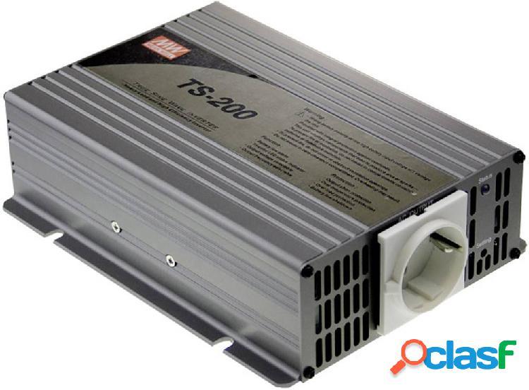 Mean well inverter ts-200-212b 200 w 12 v/dc -