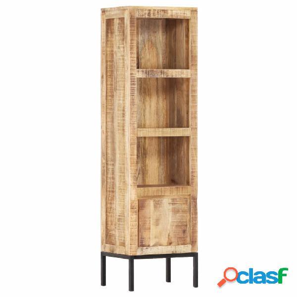 Vidaxl credenza 38x30x137 cm in legno massello di mango grezzo