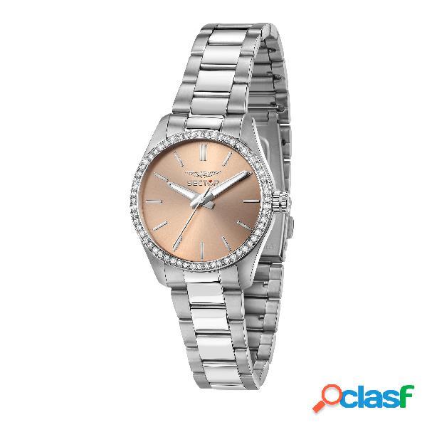 Orologio donna sector solo tempo, 3h 270 r3253578506