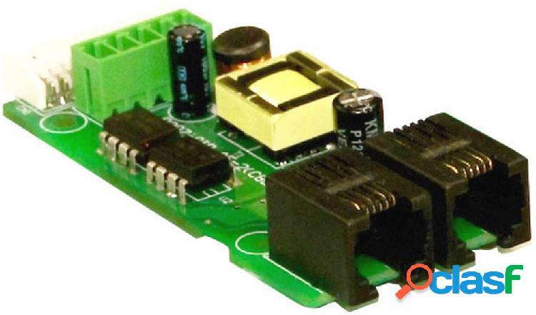 Scheda di controllo dehner elektronik ct-551 ct-551 dehner controller ct-551 per serie cotek serie ae/aek 1 pz.
