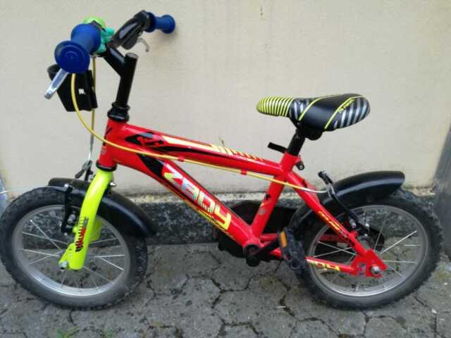 Bicicletta bambino ruota 14 pollici