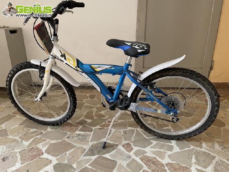 """Bicicletta nuova 20"""" con cambio al volante come da foto:"""