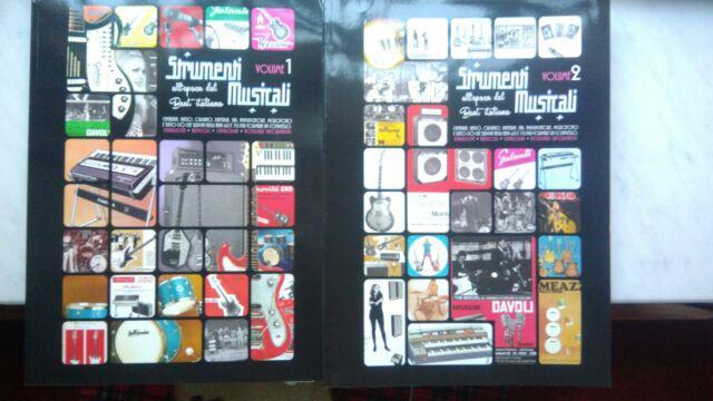 Catalogo strumenti musicali vintage chitarra organo 60 70