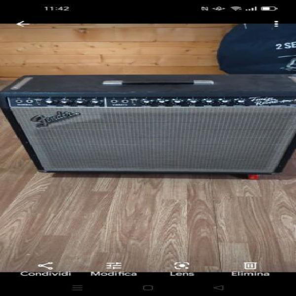 Fender twinn reverb 1966