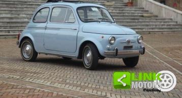Fiat - 500 d del 1964 -…