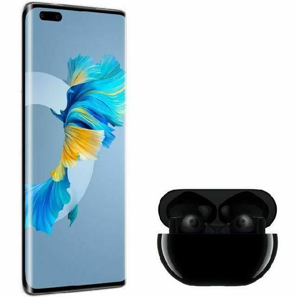 Huawei mate 40 pro silver + freebuds pro (servizi google non
