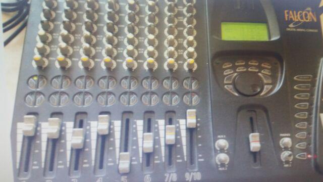 Mixer lem falcon digital storico mulo del music