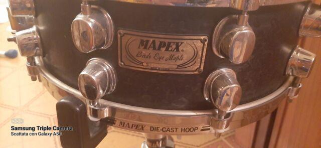 Rullante mapex bird eye maple