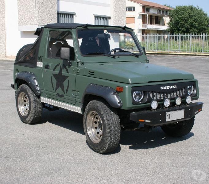 Suzuki sj 413 viadana - auto usate in vendita