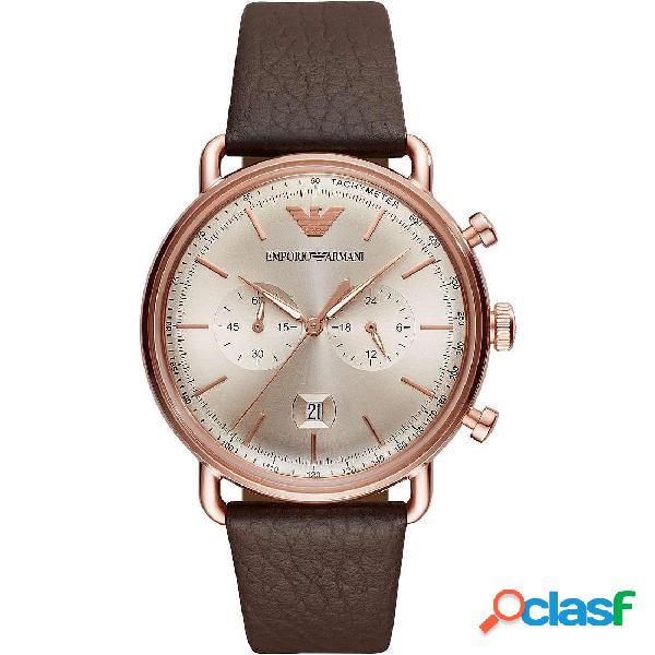 Emporio armani orologio uomo cronografo mod. ar11106