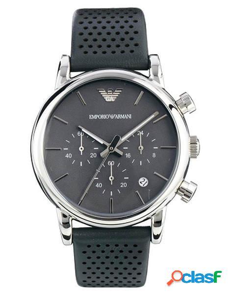Emporio armani orologio uomo cronografo mod. ar1735