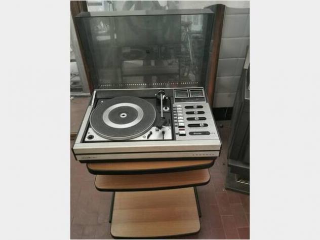 Grundig hi-fi studio 80 + diffusori box usato