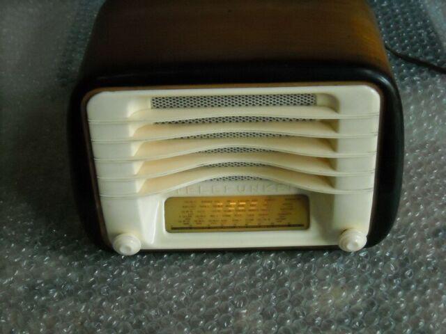 Radio antica anni '50 telefunken mignonette baby