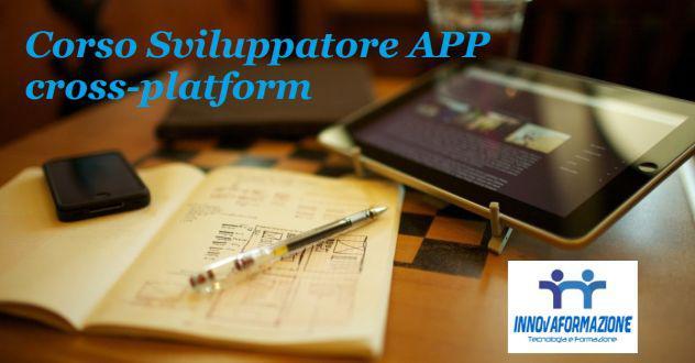 Corso programmazione app cross-platform in virtual classroom