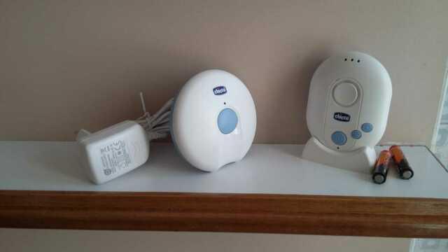 Nuovo audio baby monitor chicco