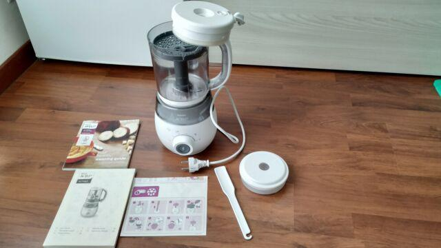 Avent (philips) easy pappa 4 in 1 mod. scf883/01
