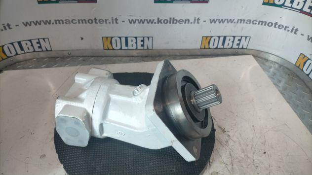 Rexroth a2fm125/61w motore idraulico a2fm