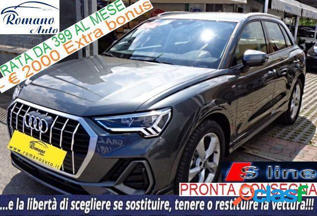 Audi q3 diesel in vendita a pollena trocchia (napoli)
