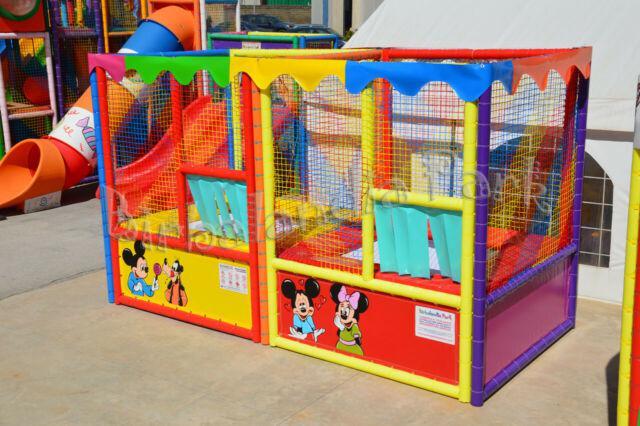 Giochi gonfiabili scivoli tappeti elastici trampolini