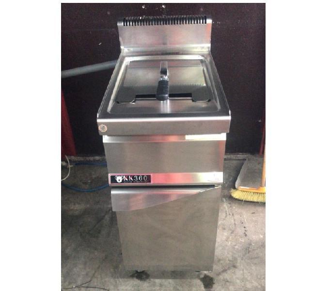 Friggitrice gas 1 vasca usata revisionata rovigo