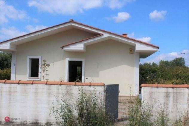 Casa indipendente di 134mq in via terra rossa fonda a