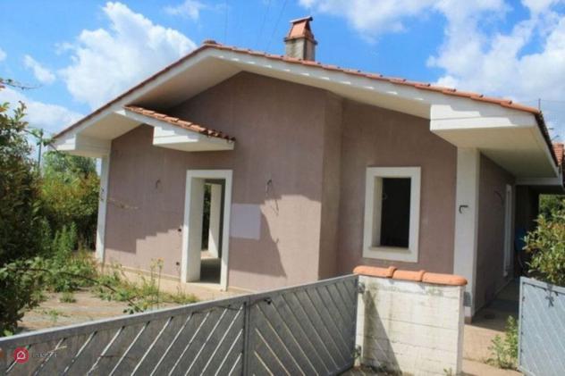 Casa indipendente di 142mq in via terra rossa fonda a