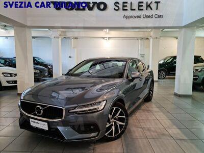 Volvo s60 t4 geartronic business plus usata a milano -