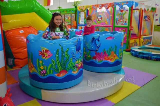 Giochi gonfiabili vasca piscina con palline gioco gonfiabile