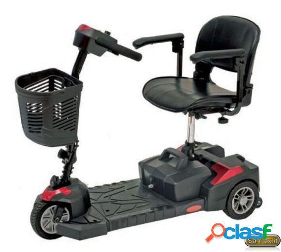 Scooter elettrico compatto 3 ruote - wimed andy 3r
