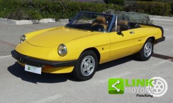 Alfa romeo spider 2000 -…