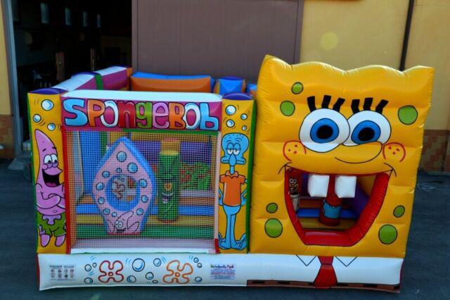 Vendita gioco gonfiabile per bambini scivolo tappeti