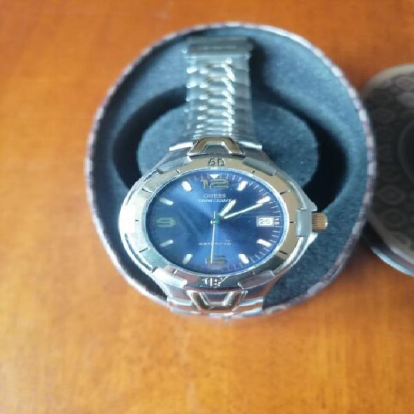 Orologio nuovo acciaio / oro