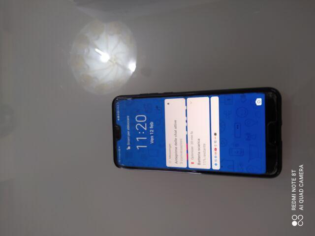 Huawei smartphone p20
