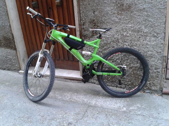 Bicicletta elettrica kit motori per e-bike