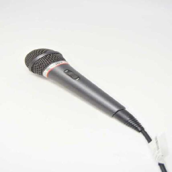 Microfono con cavo jack sony f-v410