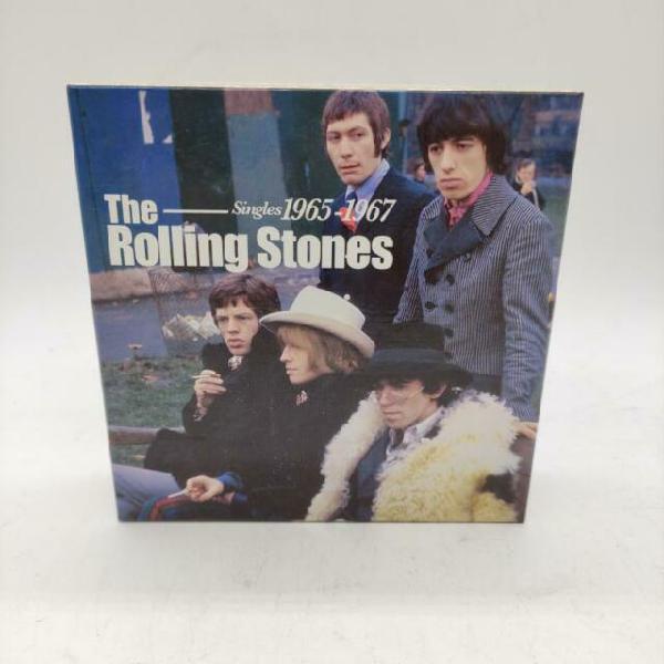 Cofanetto cd rolling stone singles 1965/67