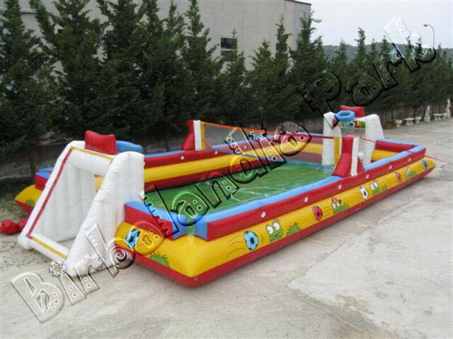 Giochi gonfiabili per bambini trampolini elastici playground