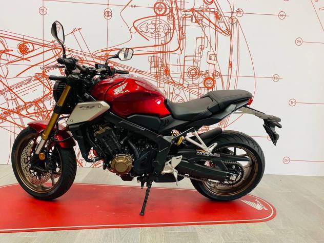 Honda cb 650 r abs