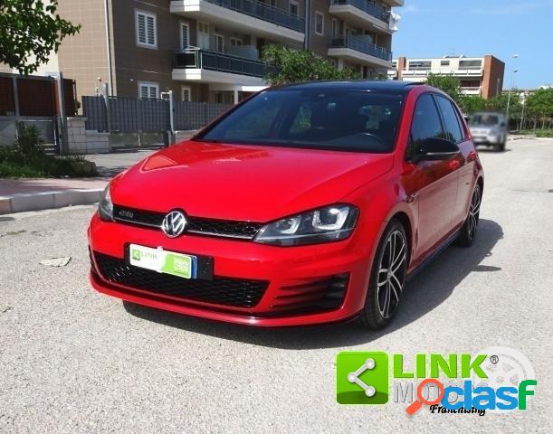 Volkswagen golf diesel in vendita a foggia (foggia)