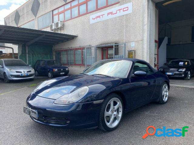 Porsche 911 cabrio benzina in vendita a brescia (brescia)