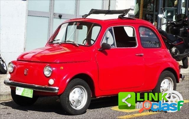 Fiat 500 benzina in vendita a napoli (napoli)