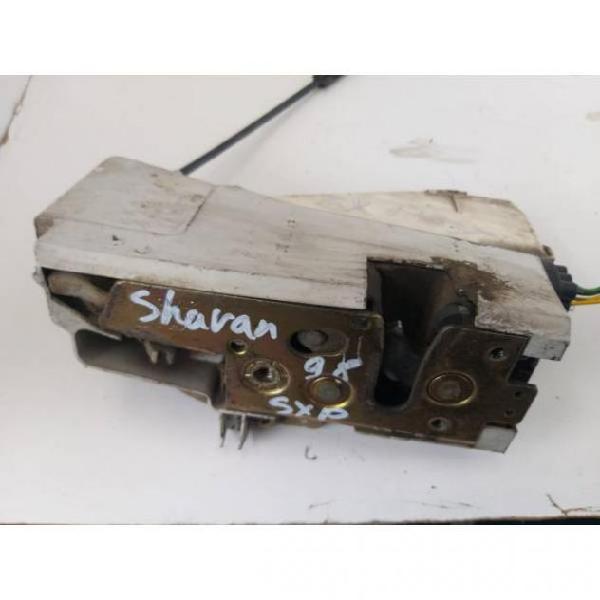 Serratura posteriore sinistra volkswagen sharan 1° serie