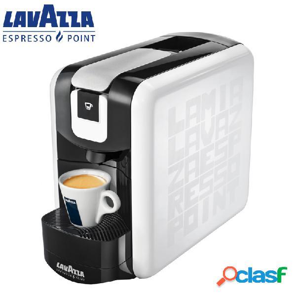 Lavazza ep mini bianca macchina caffè espresso capsule